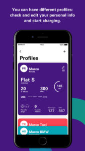 Juicepass profiles