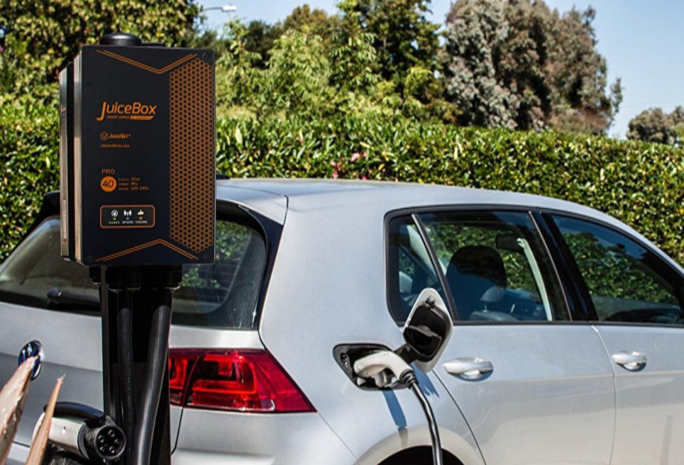Juicebox PRO 32 e-mobilni car charging