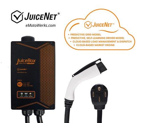 JuiceNet enterprise JUiceBox