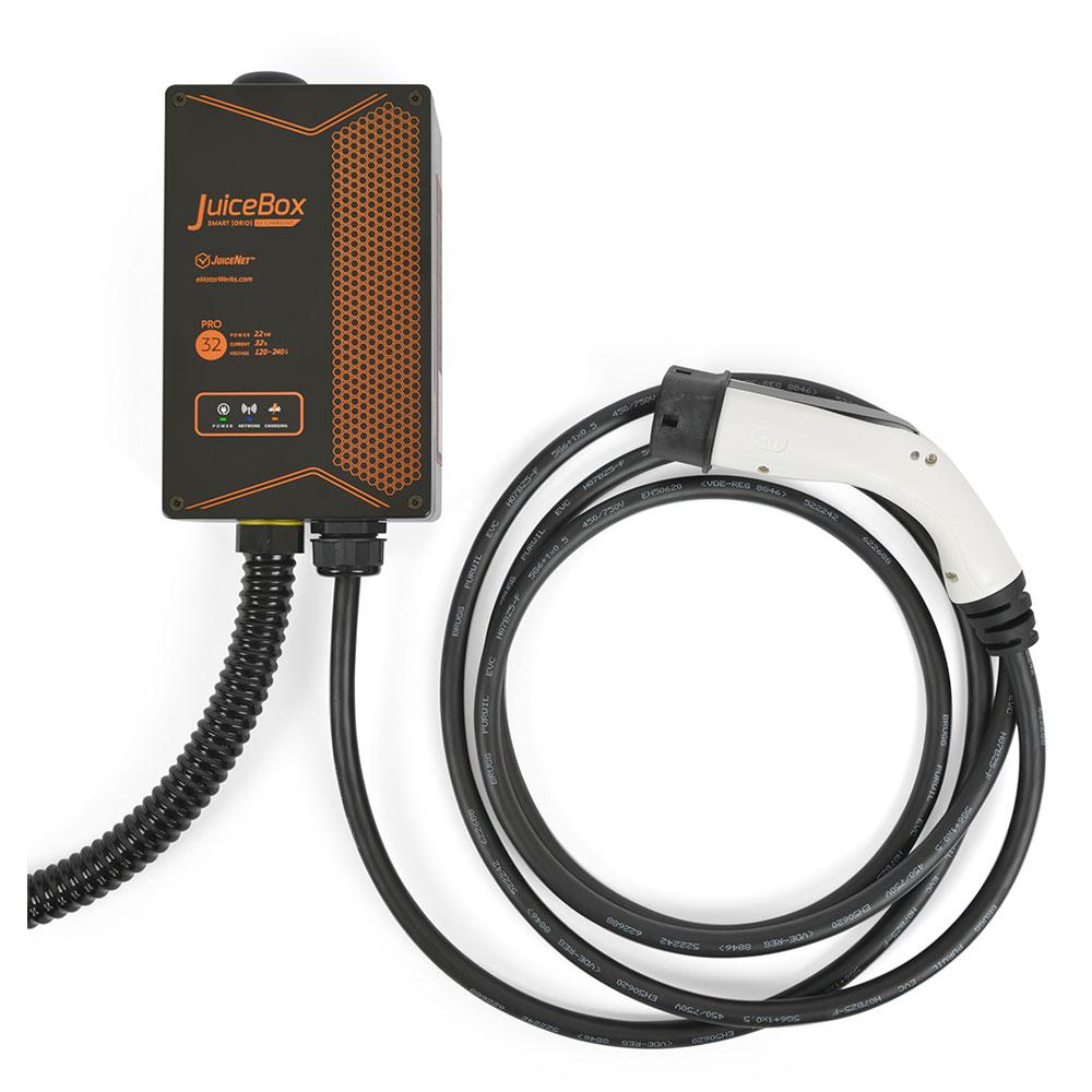 Juicebox PRO 32 C + cable Type 2 e-mobilni product image