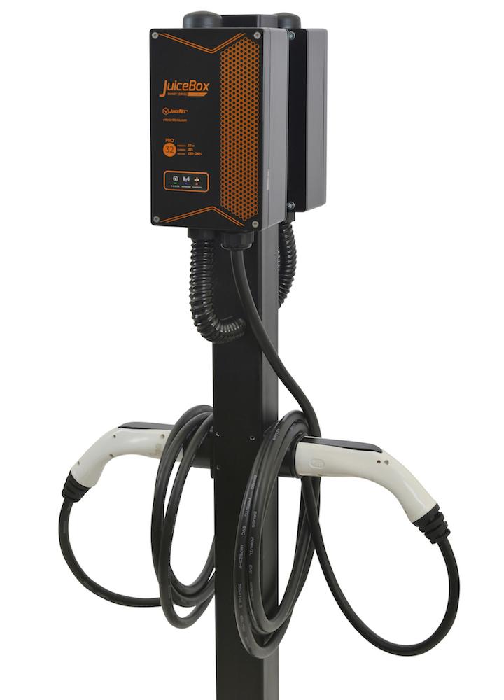 Juicebox PRO 32 C + pedestal Type 2 e-mobilni product image