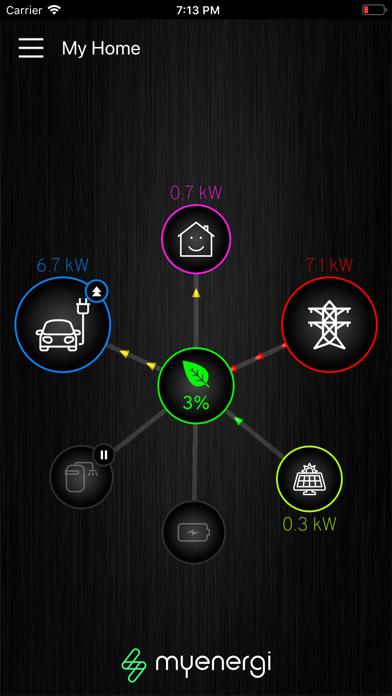Myenergie hub app